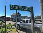Saddlers Cove Lane On Sheepscot River