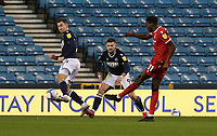 Sammy Ameobi of Nottingham Forest shot goes wide during Millwall vs Nottingham Forest, Sky Bet EFL Championship Football at The Den on 19th December 2020