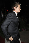 Andrew Garfield leaving The 68th Annual Golden Globe Awards held at The Beverly Hilton Hotel in Beverly Hills, California on January 16,2011                                                                               © 2010 DVS / Hollywood Press Agency