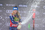 Alpine Ski World Cup 2020-2021 - Coronavirus Outbreak . 1st Women's Giant Slalom as part of the Alpine Ski World Cup in Solden on October 17, 2020; Run 2, Marta Bassino (ITA) wins the race.
