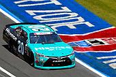 NASCAR Xfinity Series<br /> Hisense 4K TV 300<br /> Charlotte Motor Speedway, Concord, NC USA<br /> Saturday 27 May 2017<br /> Denny Hamlin, Hisense Toyota Camry<br /> World Copyright: Nigel Kinrade<br /> LAT Images<br /> ref: Digital Image 17CLT2nk06357