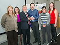 Recognising Our People Awards : Outstanding Care Award, Joint 1st Runner Up : Ward 2 Team, Bo'ness Hospital.