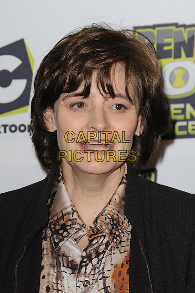 LONDON - FEBRUARY 15: Cherie Blair at the VIP Premiere of 'Ben 10 : Alien Force' at Old Billingsgate Market on February 15, 2009 in London, England.<br /> CAP/CK<br /> ©CK/Capital Pictures