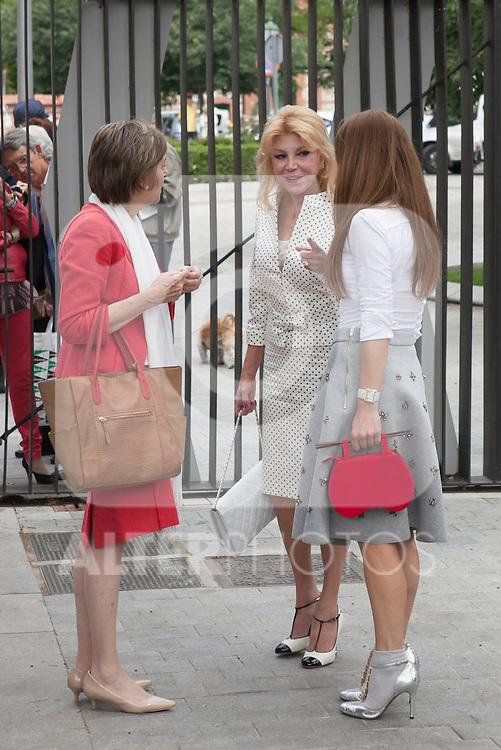 "Baroness Carmen Thyssen-Bornemisza attends the ""REY DE ESPAÑA"" International Journalism Awards and ¨DON QUIJOTE"" Journalism Award in Madrid, Spain. May 27, 2014. (ALTERPHOTOS/Victor Blanco)"