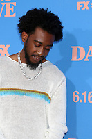 """LOS ANGELES - JUN 10:  Desiigner aka Sidney Royel Selby III at the """"Dave"""" Season Two Premiere Screening at the Greek Theater on June 10, 2021 in Los Angeles, CA"""