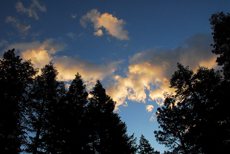Sunrise at Whitney Portal Campground