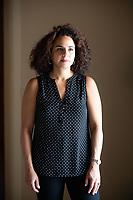 NADIA WASSEF ha studiato alla University of London e alla American University del Cairo. Ha lavorato come ricercatrice e patrocinatrice della Female Genit al  Mutilation Task Forcee all'interno del Women and Memory Forum. Pordenone, 15 settembre 2021. Photo by Leonardo Cendamo/Getty Images