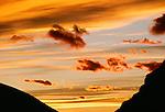 Clouds, Los Glaciares National Park, Patagonia, Argentina