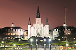 Nighttime images from around New Orleans.