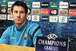 2011.10.18 Roda Premsa previa Champions FC Barcelona - Viktoria