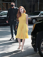 SEP 16 Jessica Chastain at Live with Kelly & Ryan