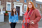 The staff of the Kerry County Museum who made easily accessible online tutorials for people researching local history. Front right: Claudia Kohler and Jemma O'Connell