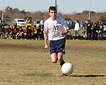 Highlights of the St. Martin's Episcopal School Boy's Soccer team in the Lake Charles Showcase Soccer Tournament against Captain Shreve, New Iberia and Teurlings Catholic.