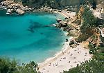 Spain, Costa Blanca, near Javea (Xabia): Playa de la Granadella | Spanien, Costa Blanca, bei Javea (Xabia): Playa de la Granadella