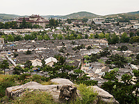Historische Altstadt von Kaesong, Nordkorea, Asien, UNESCO-Weltkulturerbe<br /> Historic City of Kaesong, North Korea, Asia, world heritage