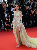 CANNES, FRANCE. July 15, 2021: Mahlagha Jaberi at the France premiere at the 74th Festival de Cannes.<br /> Picture: Paul Smith / Featureflash