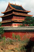 China, An Yuan Miao-Tempel in Chengde