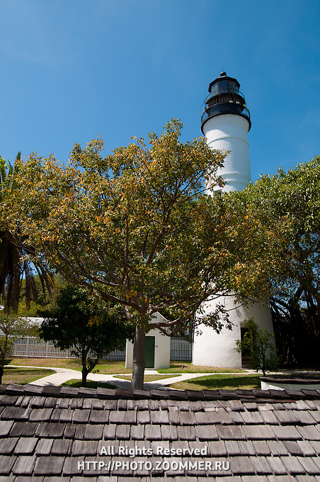 Key West Light House and Keeper's Quarters Museum, Florida, USA