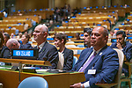 General Assembly Seventy-fourth session: Opening of the general debate<br /> PM<br /> 4th Plenary Meeting <br /> Newzeland