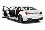 Car images of 2019 Audi A6 S-Line 4 Door Sedan Doors
