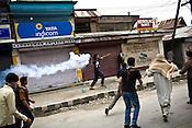 Turmoil in Kashmir Valley