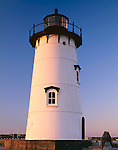 Martha's Vineyard, MA<br /> Edgartown Harbor Lighthouse (rededicated as the Children's Lighthouse Memorial) on Nantucket Sound