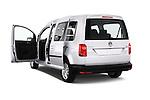 Car images of 2015 Volkswagen Caddy Maxi Dark & Cool 5 Door Mini Mpv Doors