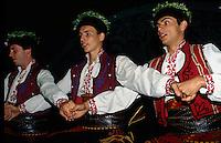 Bulgarien, Albena, Volkstanz