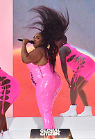 NEW YORK, NY- SEPTEMBER 25: Lizzo at the 2021 Global Citizen Live Festival at the Great Lawn in Central Park, New York City on September 25, 2021. Credit: John Palmer/MediaPunch