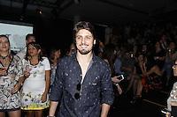 SÃO PAULO,SP, 23.10.2015 - FASHION-WEEK -  Daniel Rocha momentos antes do desfile da grife Colcci durante o São Paulo Fashion Week (SPFW), em São Paulo (SP), nesta sexta-feira (23). (Foto: Paduardo/Brazil Photo Press)