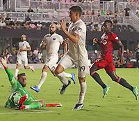 MLS Inter Miami CF vs Toronto FC on Aug 21 2021Pizarro scored twice and Robbie Robinson once. Inter Miami CF 3 Toronto FC 1