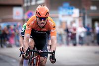 Senne Leysen (BEL/Roompot Charles)<br /> <br /> 23th Memorial Rik Van Steenbergen 2019<br /> One Day Race: Beerse > Arendonk 208km (UCI 1.1)<br /> ©kramon