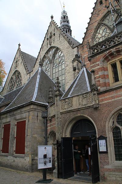 Oude Kerk (old church), Amsterdam, Netherlands