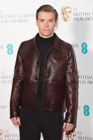 Will Poulter<br /> at the announcement of the nominations for the BAFTA Film Awards 2019 London<br /> <br /> ©Ash Knotek  D3469  09/01/2019