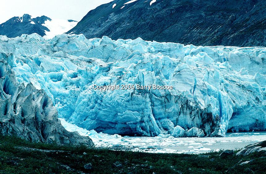 Glacier in Alaska