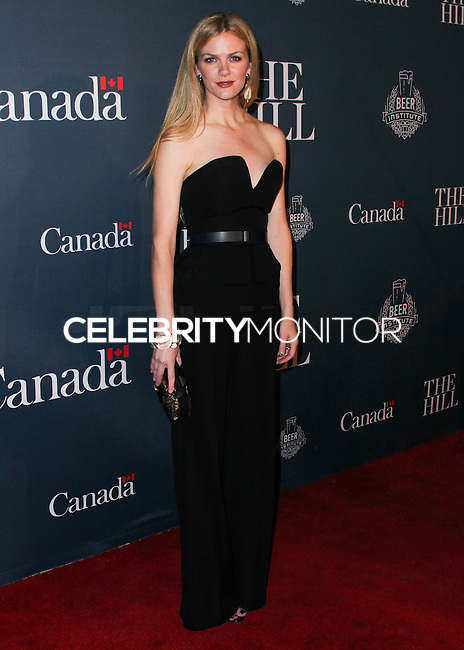 Washington D.C., USA - MAY 02: Brooklyn Decker at The Hill and Entertainment Tonight Celebrate The White House Correspondents' Dinner Weekend held at the Embassy of Canada on May 2, 2014 in Washington D.C., United States. (Photo by Xavier Collin/Celebrity Monitor)