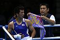 File photo: Japan's boxer Ryota Murata