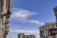 - Milan, houses in Barona district<br /> <br /> - Milano, case nel quartiere Barona