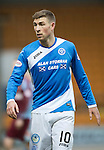St Johnstone v Stenhousemuir…21.01.17  McDiarmid Park  Scottish Cup<br />David Wotherspoon<br />Picture by Graeme Hart.<br />Copyright Perthshire Picture Agency<br />Tel: 01738 623350  Mobile: 07990 594431