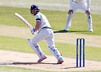 Kent's Ollie Robinson bats during Kent CCC vs Yorkshire CCC, LV Insurance County Championship Group 3 Cricket at The Spitfire Ground on 16th April 2021