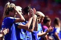 Dejection des joueuses de l Italie en fin de match <br /> Delusione <br /> Valenciennes 29-06-2019 <br /> Football Womens World Cup <br /> Italia - Olanda <br /> Photo JB Autissier/ Panoramic/Insidefoto <br /> ITALY ONLY