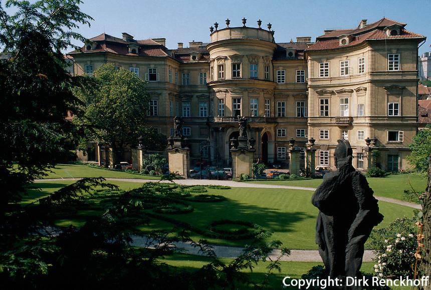 Tschechien, Prag, Palais Lobkowitz, Unesco-Weltkulturerbe