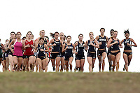 SAN ANTONIO, TX - SEPTEMBER 14, 2012: The UTSA Ricardo Romo Classic cross country meet at the National Shooting Complex. (Photo by Jeff Huehn)