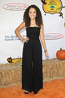 UNIVERSAL CITY, CA - OCTOBER 21:  Madison Pettis at the Camp Ronald McDonald for Good Times 20th Annual Halloween Carnival at the Universal Studios Backlot on October 21, 2012 in Universal City, California. © mpi28/MediaPunch Inc. /NortePhoto