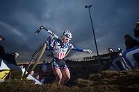 Jonathan Page (USA)<br /> <br /> UCI Worldcup Heusden-Zolder Limburg 2013