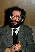 File Photo circa 1987 - Sam Boskey, Montreal city conseillor (RCM)