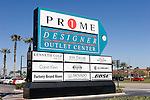 Shopping, Prime Designer Outlet Mall, Orlando, Florida