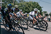 white jersey / best young rider Simon Yates (GBR/Orica-Scott)<br /> <br /> 104th Tour de France 2017<br /> Stage 16 - Le Puy-en-Velay › Romans-sur-Isère (165km)
