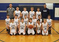 6th Grade Boys Basketball 1/23/18