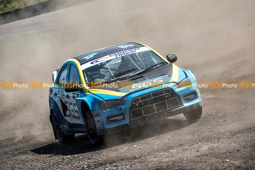 Steve Hill, Mitsubishi EVO X, BRX Supercars during the 5 Nations BRX Championship at Lydden Hill Race Circuit on 31st May 2021